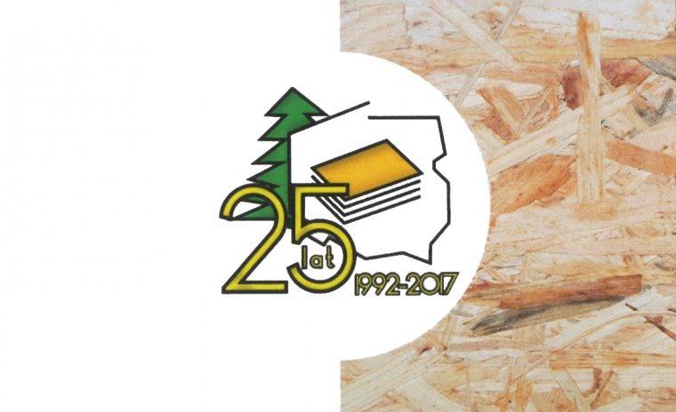 25 lat Stowarzyszenia Producentów Płyt Drewnopochodnych w Polsce