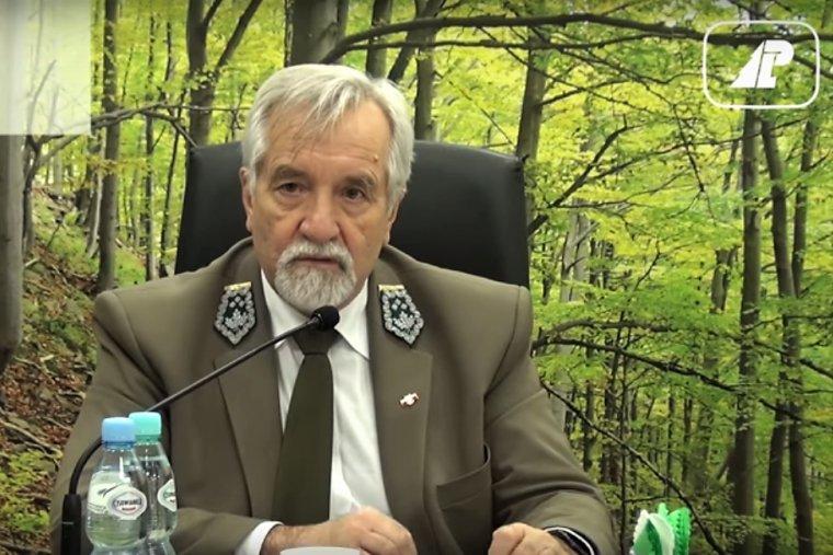 Konrad Tomaszewski, Dyrektor Generalny Lasów Państwowych