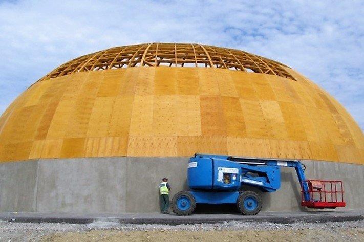 Kolejne kontrakty Fabryki Konstrukcji Drewnianych