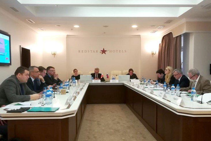 III posiedzenie Polsko-Rosyjskiej Grupy Roboczej ds. Leśnictwa
