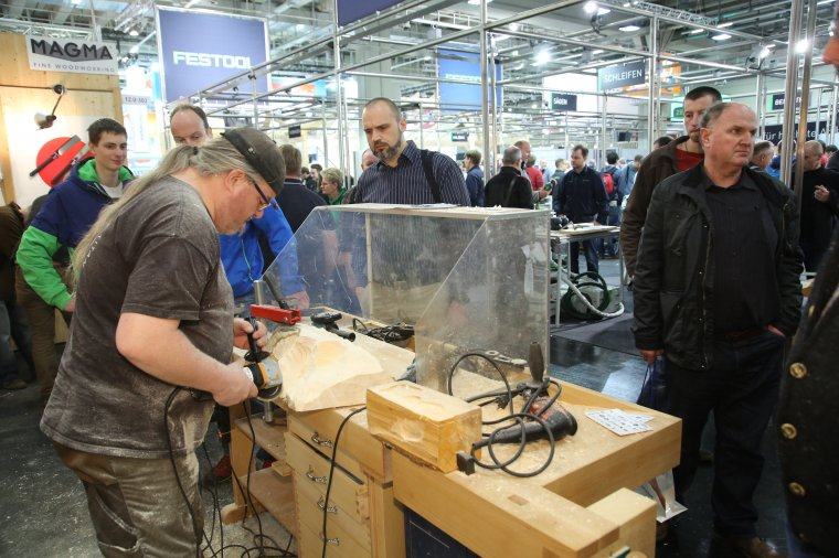 Trade fair activity - Machinery and tools