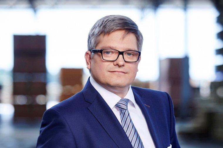 Piotr Leszkowicz, członek zarządu Stelmet