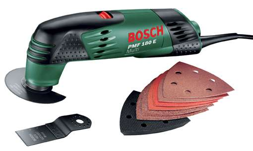 <font color=gray>Bosch PMF 180 E<br>Wszechstronne urządzenie <br> Fot.: Bosch</font>