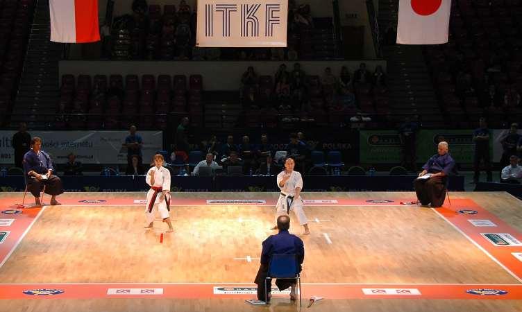 Puchar Świata w karate<br>fot. A. Poczesny
