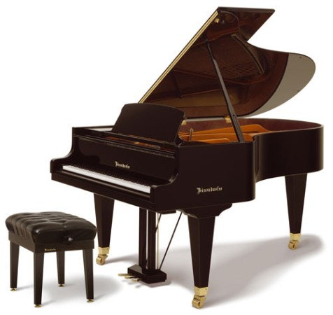Fortepian model 200 CS<br>fot. Bösendorfer