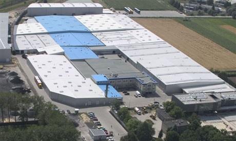 Fabryka w Nowych Skalmierzycach