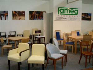 Stoisko Famegu na targach w Udine