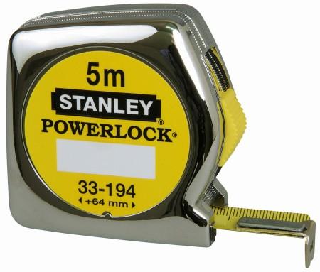 <center><font color=darkred><b> Tradycyjna miara Powerlock<br></b><i> fot. Stanley</i></font></center>