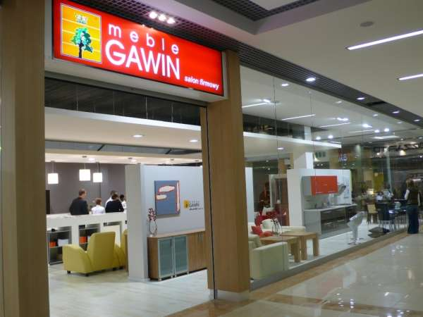 <font color=gray>Nowy Salon Mebli GAWIN</font>