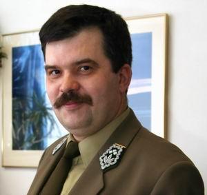 Andrzej Matysiak<br>Dyrektor Generalny PGL LP<br>fot. Lasy Państwowe