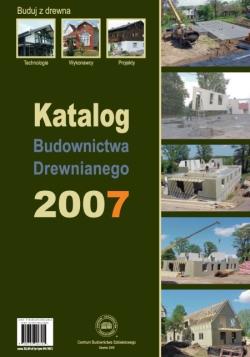 Katalog Budownictwa Drewnianego 2007