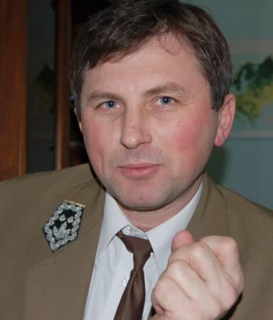 Dyrektor Generalny LP Marian Pigan