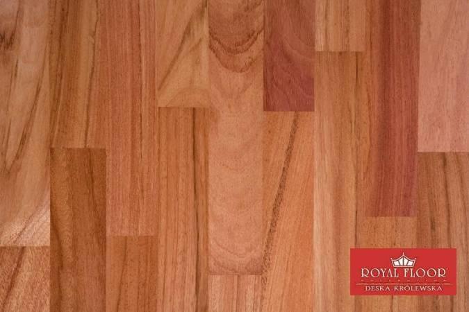 Podłoga drewniana Doussie marki Royal Floor