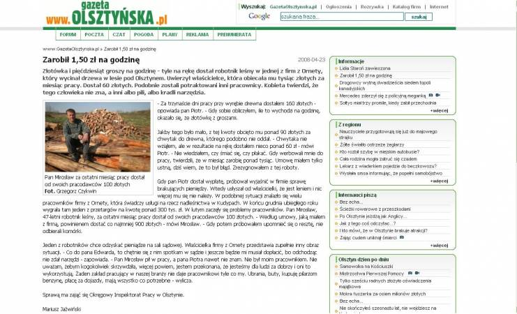 www.GazetaOlsztynska.pl