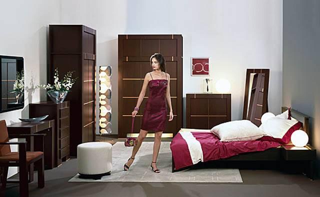 Sypialnia Modern