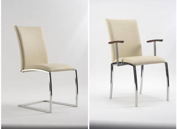 Krzesło stacjonarne Cube