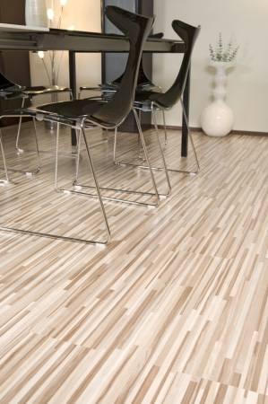Panele podłogowe listone szare