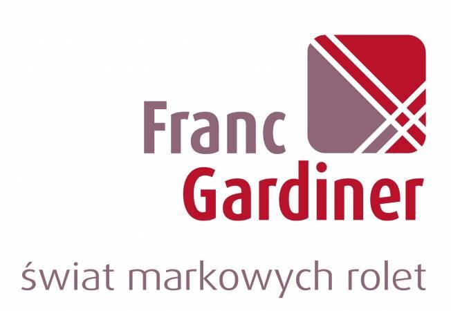 Nowy logotyp FRANC GARDINER