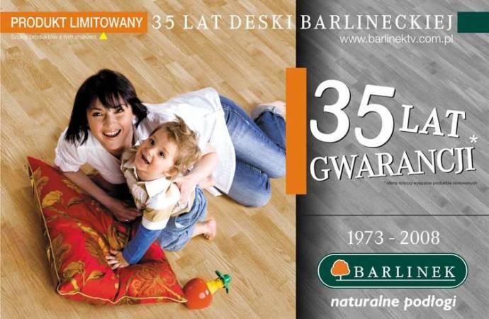 Barlinek świetuje 35-lecie deski barlineckiej