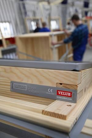 Okno dachowe Velux z certyfikatem CE