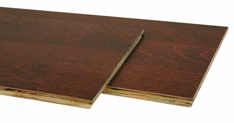 Podłogi drewniane Buk Chocolate marki Royal Floor