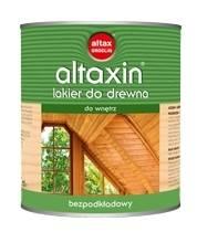 Altax - lakier do drewna