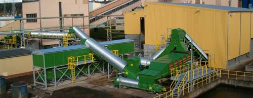 Nowa instalacja współspalania biomasy w Elektrociepłowni Gdańskiej