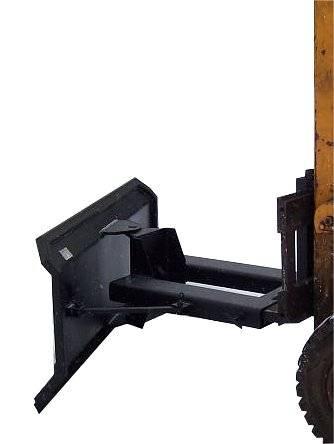 Pług do wózka widłowego