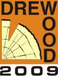 Targi DREWOOD 2009 odbędą się w dniach 20-22 marca 2009 r. we wrocławskiej Hali Stulecia