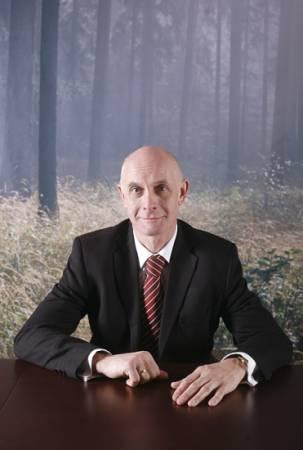 Janusz Zaleski - Główny Konserwator Przyrody