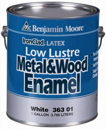Gruntoemalia Iron Clad ® Metal & Wood