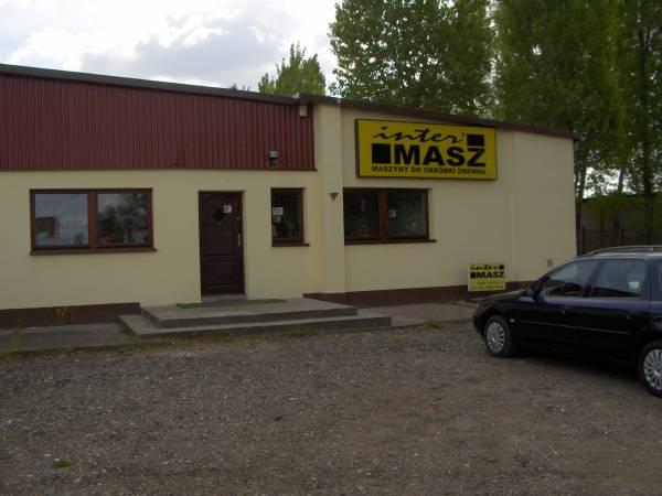 Siedziba firmy interMASZ w Toruniu