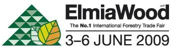 3–6 czerwca Elmia Wood 2009