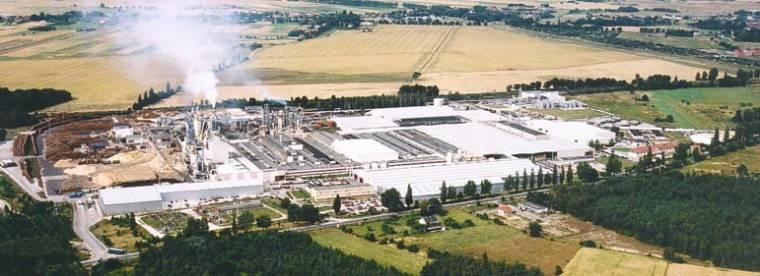 Fabryka  w Żarach