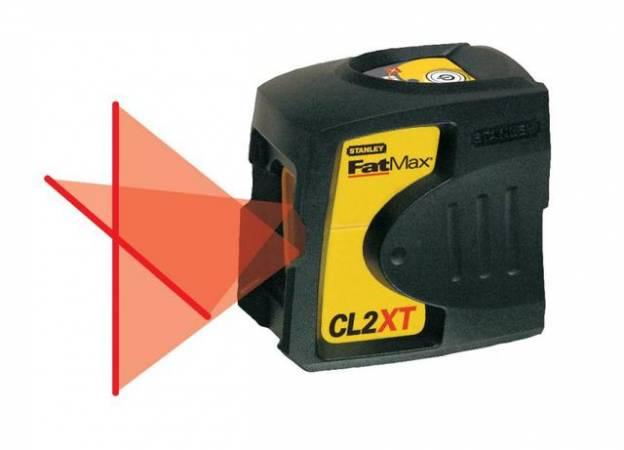 Laser krzyżowy Stanley FatMax CL2XT