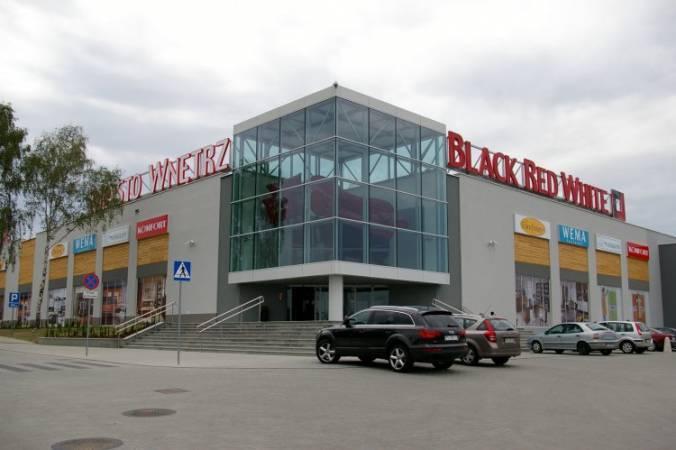 Miasto wnętrz w Poznaniu - nowootwarty salon Black Red White