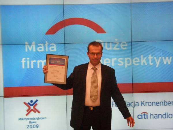 Krzysztof Sulikowski - założyciel firmy Roboty Przemysłowe