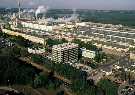 Zakład produkcyjny w Świeciu