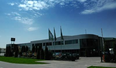 Siedziba DLH w Warszawie