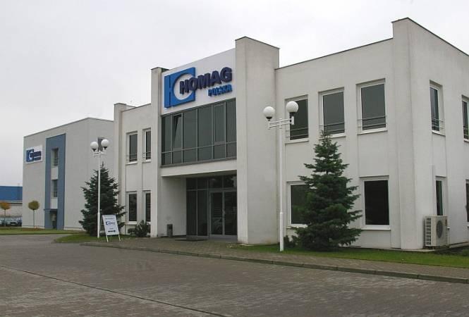 Siedziba firmy Homag Polska