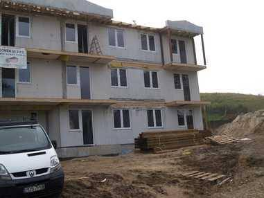 Domek buduje w Dzierzgoniu