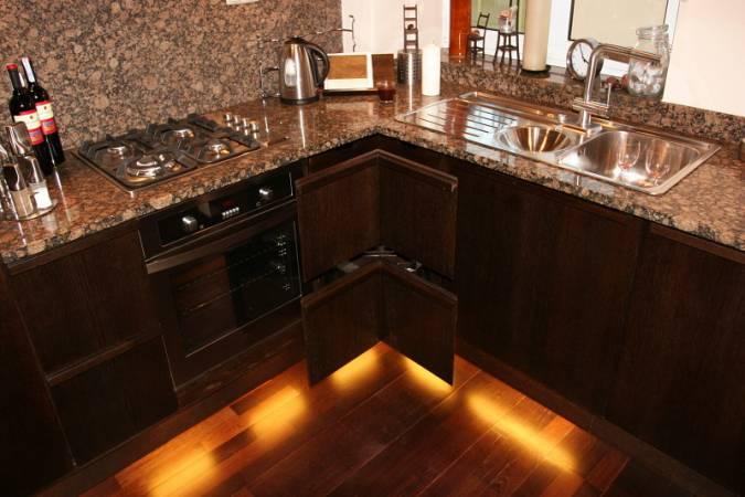 Aranżacja kuchni wykonana przez firmę DIVA