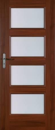 Drzwi z kolekcji Malaga - orzech