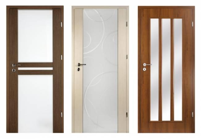 Drzwi z przeszkleniami z oferty Invado