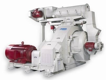 Urządzenie do produkcji pelletu ANDRITZ FEED & BIOFUEL LM26
