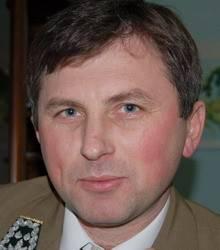 Dyrektor generalny Lasów Państwowych Marian Pigan