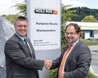 Nowy zarząd Holz-Her: Frank Epple i Moritz Wallner