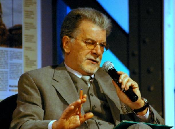Kazimierz Jabłoński podczas Forum Polwood