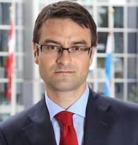 Tomasz Poręba, poseł do Parlamentu Europejskiego