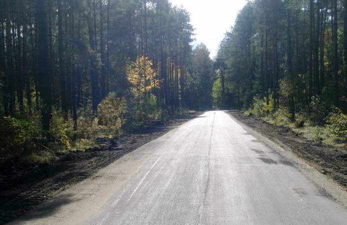 RDLP w Białymstoku: Leśne drogi będą zmodernizowane